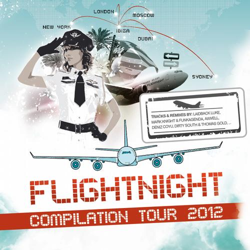 Album Art - Flight Night - Your House Flight No.1 Compiled By Fisher & Fiebak And Yves Murasca