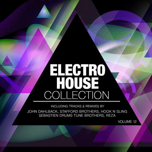 Album Art - Electro House Collection Volume 12