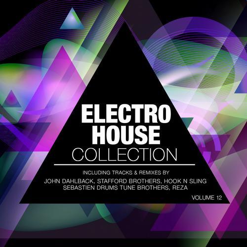 Album Art - Electro House Collection Volume 12