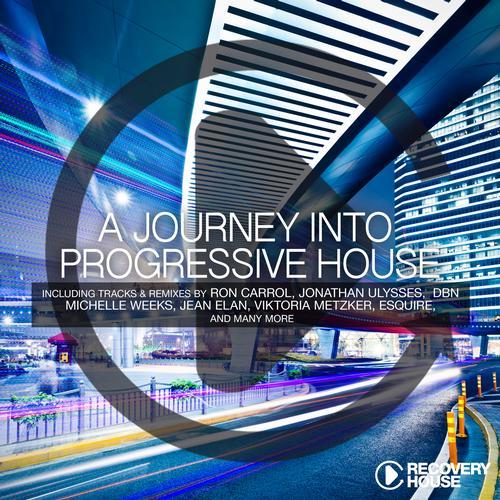 A Journey Into Progressive House 11 Album Art