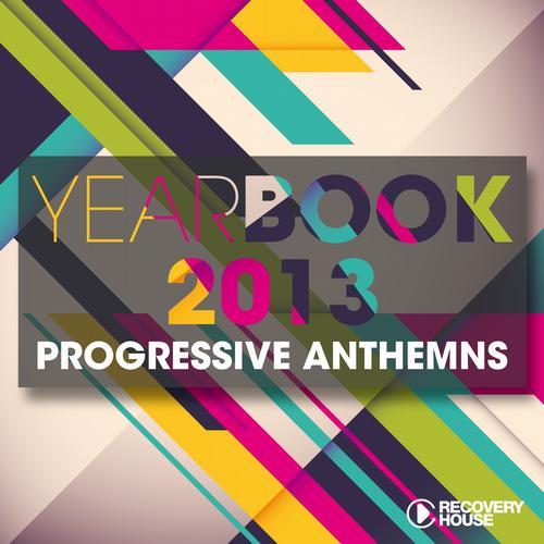 Album Art - Yearbook 2013 - Progressive Anthems