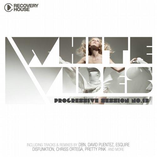 Album Art - White Vibes - Progressive Session #13