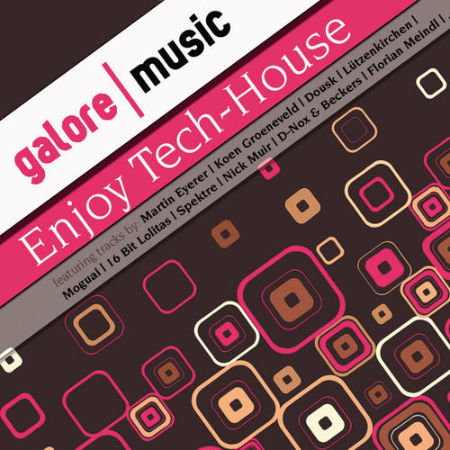 Album Art - Enjoy Tech-House ! Volume 1