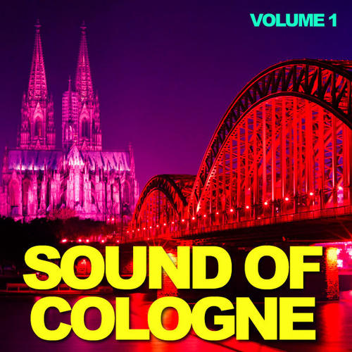 Album Art - Sound Of Cologne - Volume 1