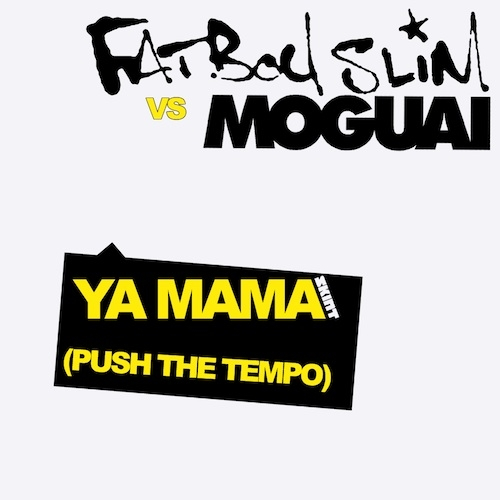 Album Art - Ya Mama (Push The Tempo)