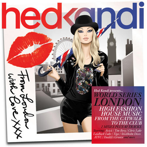 Album Art - Hed Kandi: World Series London
