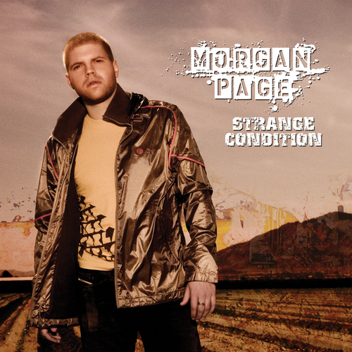 Album Art - Strange Condition