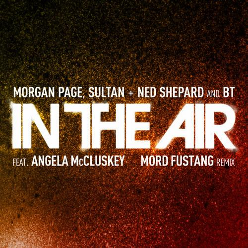 Album Art - In The Air feat. Angela McCluskey (Mord Fustang Remix)