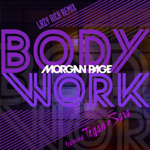 Album Art - Body Work (Lazy Rich Remix)