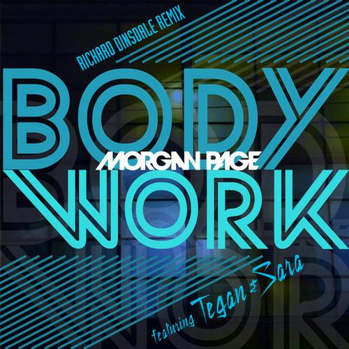 Album Art - Body Work (Richard Dinsdale Remix) - Beatport Exclusive
