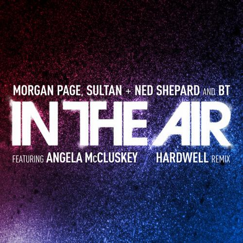 Album Art - In The Air feat. Angela McCluskey (Hardwell Remix)