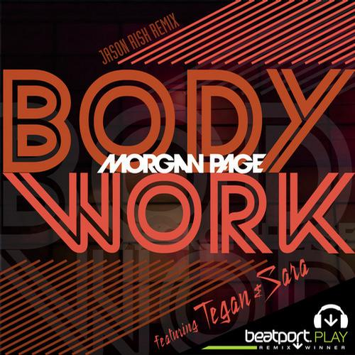 Album Art - Body Work (Jason Risk Remix) - Beatport Remix Contest Winner