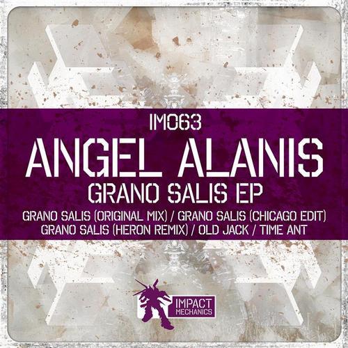 Grano Salis Album Art