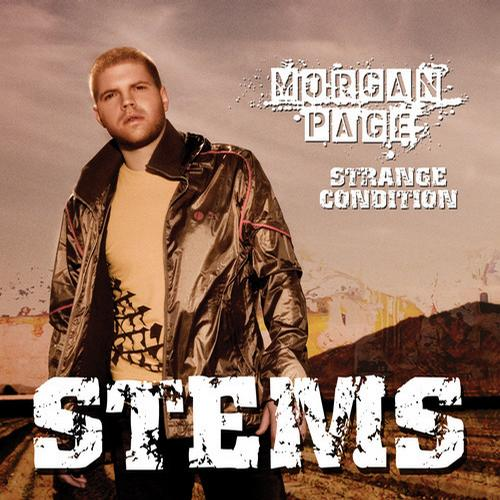 Album Art - Strange Condition Stems - (Beatport Exclusive)