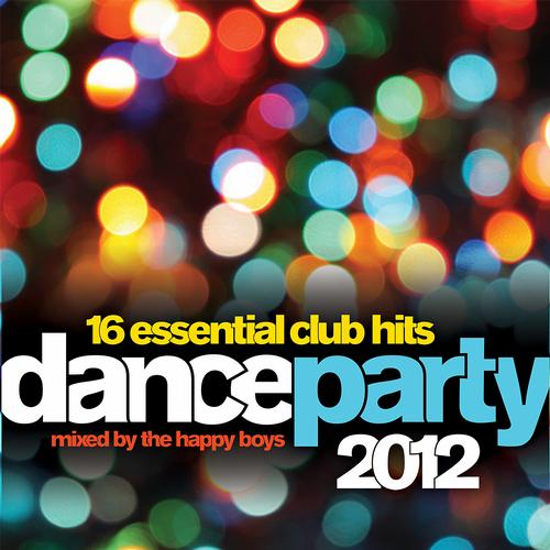 Album Art - Dance Party 2012