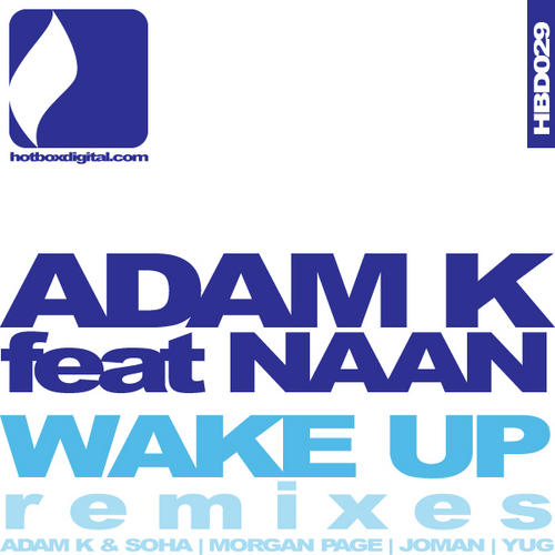 Album Art - Wake Up Remixes