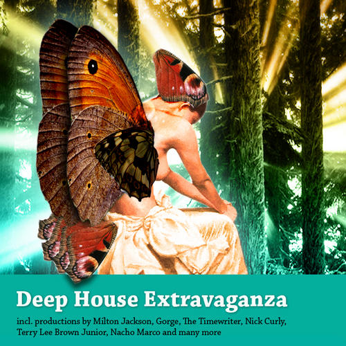Album Art - Deep House Extravaganza