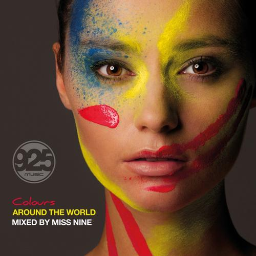 Album Art - Colours Around The World 03 (Mixed By Miss Nine)