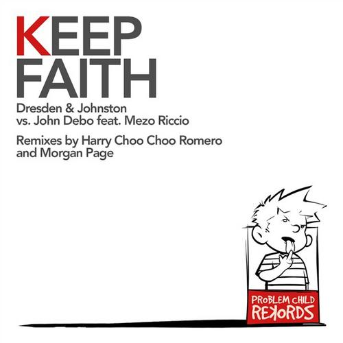 Album Art - Keep Faith