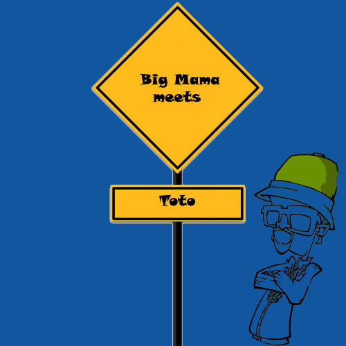 Album Art - Big Mama Meets Toto