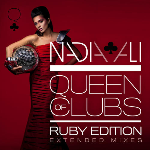 Album Art - Queen of Clubs Trilogy: Ruby Edition (Extended Mixes)