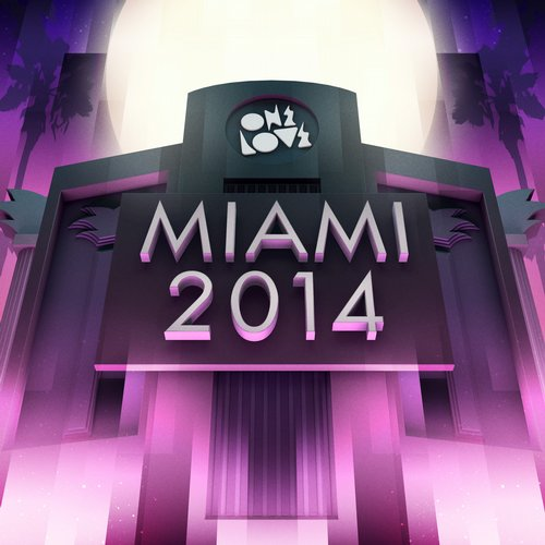 Album Art - ONELOVE Miami 2014