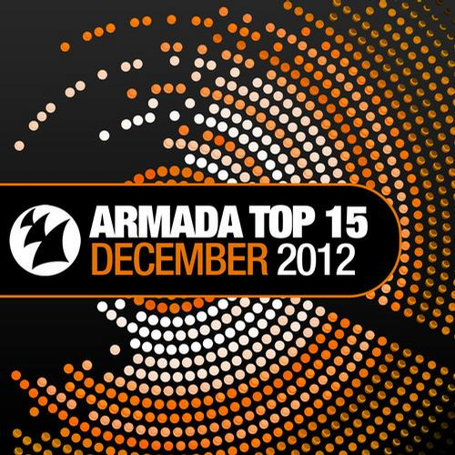 Album Art - Armada Top 15 - December 2012