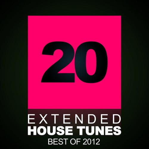 Album Art - 20 Extended House Tunes - Best Of 2012