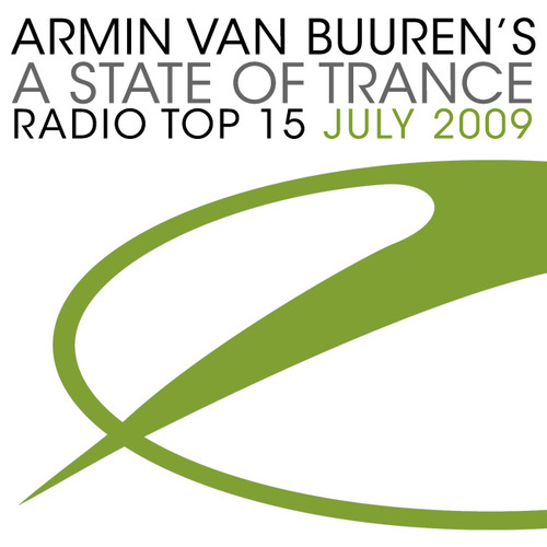 Album Art - A State Of Trance Radio Top 15 - July 2009