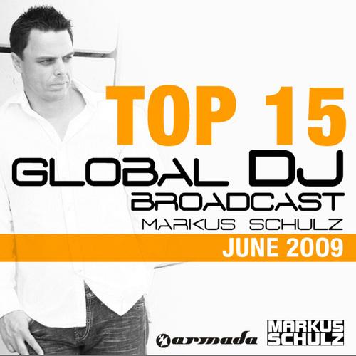 Album Art - Global DJ Broadcast Top 15 - June 2009