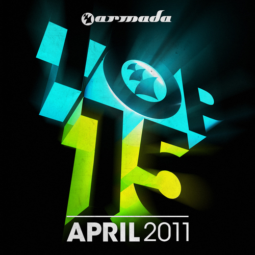 Album Art - Armada Top 15 - April 2011
