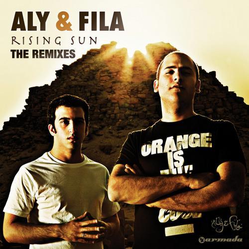 Album Art - Rising Sun (The Remixes)