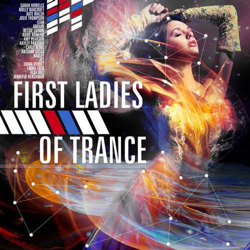 Album Art - First Ladies of Trance