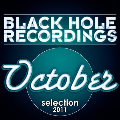 Album Art - Black Hole Recordings October Selection 2011