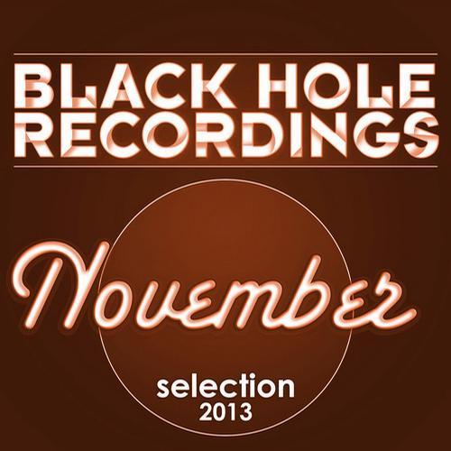 Album Art - Black Hole Recordings November 2013 Selection