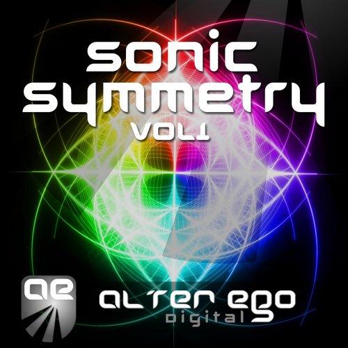 Album Art - Sonic Symmetry Vol.1