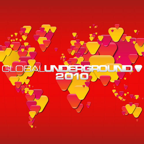 Album Art - Global Underground 2010
