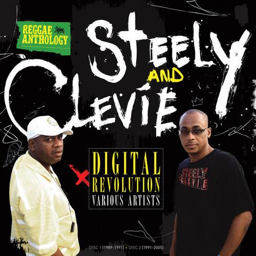 Album Art - Reggae Anthology: Steely & Clevie - Digital Revolution