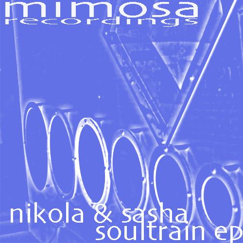 Album Art - Soultrain EP