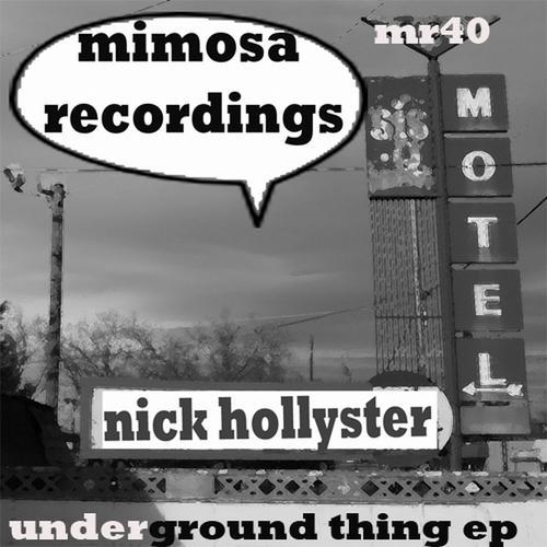 Album Art - Underground Thing EP