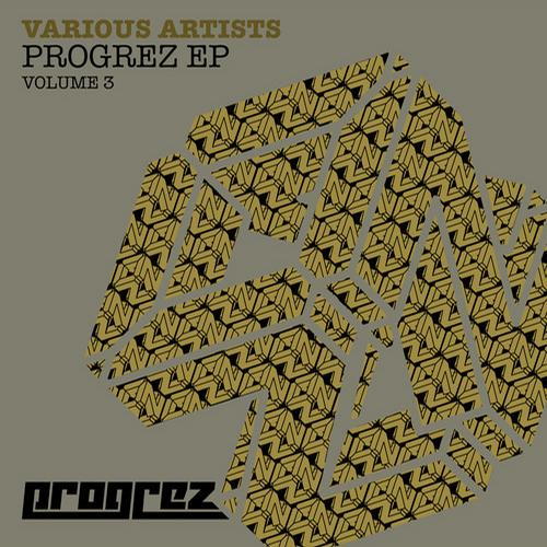 Album Art - Progrez EP - Volume 3