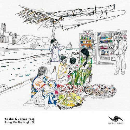 Album Art - Bring On The Night EP