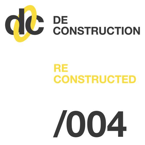 Album Art - Deconstruction Reconstructed 004