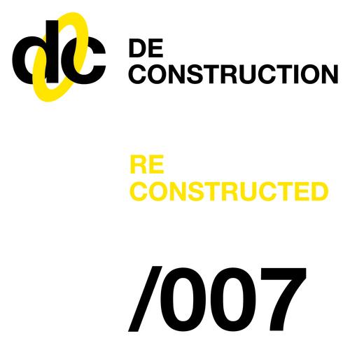 Album Art - Deconstruction Reconstructed 007