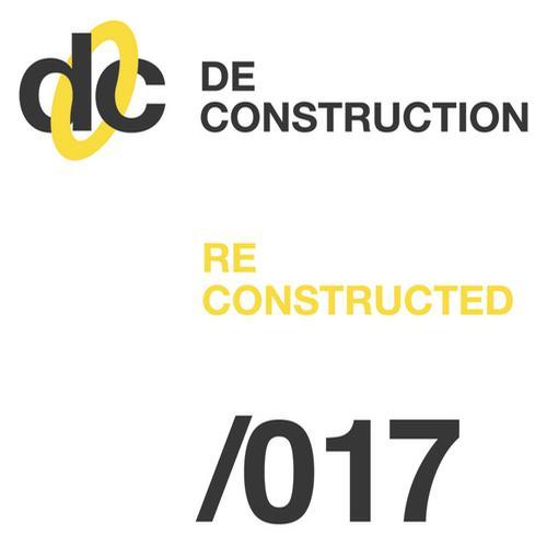 Album Art - Deconstruction Reconstructed 017