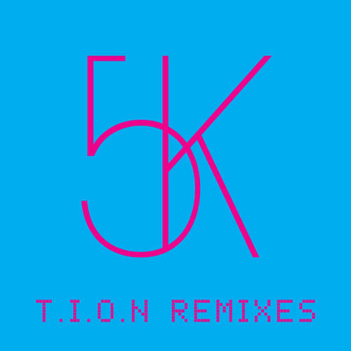 Album Art - T.I.O.N. (Remixes) EP