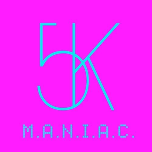 Album Art - M.A.N.I.A.C. - 5K Original