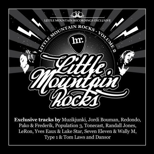 Album Art - Little Mountain Rocks Volume 2 - Compilation Album
