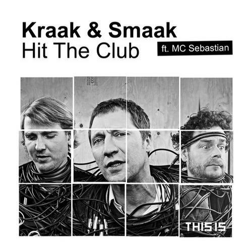 Hit The Club Album Art