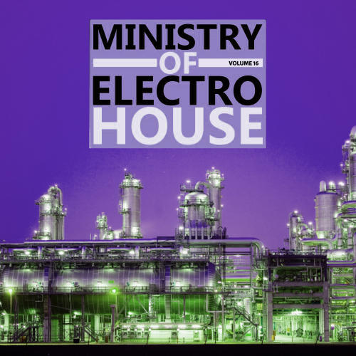 Album Art - Ministry Of Electro House Volume 16
